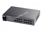Zyxel ES1100-16 16-Port 10/100Mbps Tak-Kullan Ethernet Switch